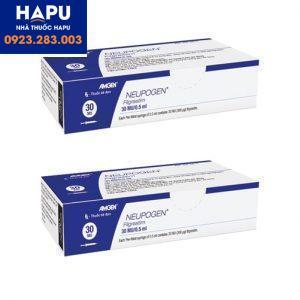 Thuốc Neupogen 30MU/0,5ml giá bao nhiêu