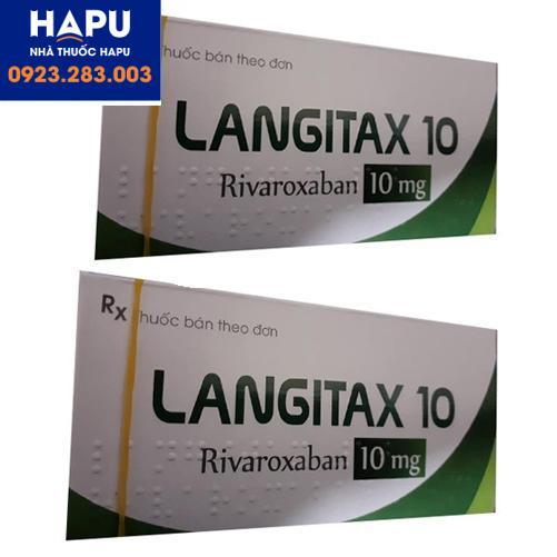 Thuốc Langitax 10 mua ở đâu uy tín