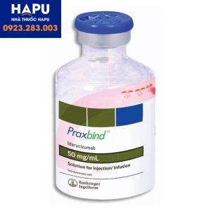 Thuốc Praxbind 50mg/ml mua ở đâu uy tín