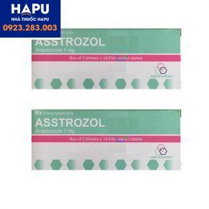 Thuốc Asstrozol mua ở đâu uy tín