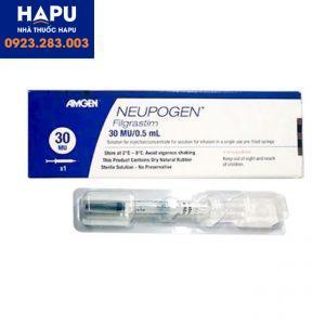 Thuốc Neupogen 30MU/0,5ml mua ở đâu uy tín