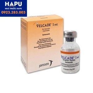 Thuốc Velcade 1mg công dụng cách dùng