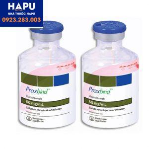 Thuốc Praxbind 50mg/mlcông dụng cách dùng