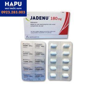Thuốc Jadenu 180mg mua ở đâu uy tín